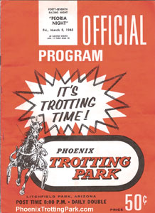 Official Program from 1965