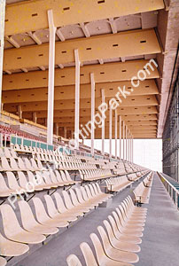 Original Trotting Park Seats