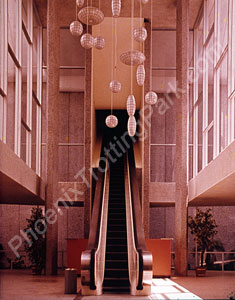 Trotting Park Escalator in 1965